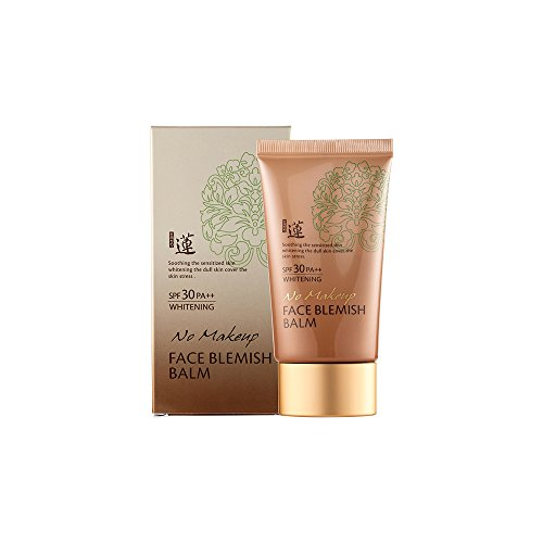 Welcos Lotus Blossom Therapy Facial Blemish Balm BB Cream SPF30 PA++