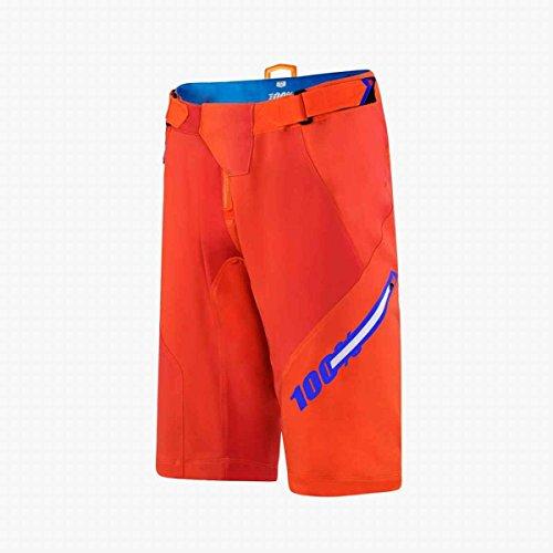 100percent Pantalones Cortos Airmatic 30 Blaze Orange