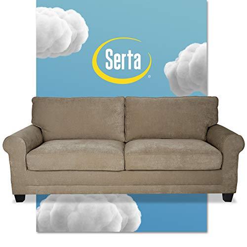 Serta UPH100014 Copenhagen, 73' Sofa, Windsor Tan