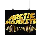 INNOGLEN Arctic Monkeys Singer British Rock Band Star A0 A1