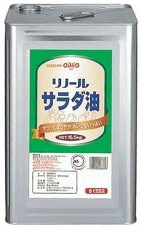 リノール サラダ油(業務用)16.5kg 1缶カラ