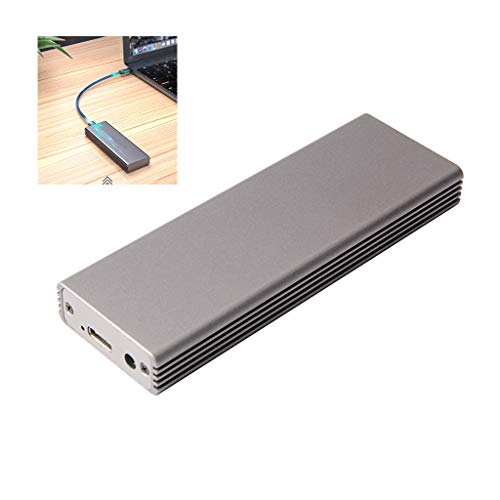 Solid State Drive Enclosure for MacBook Air/MacBook Pro Retina Hard Drive Enclosure Aluminium SSD Solid State Disk Case