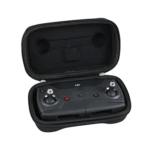Drone Mini Portable Hard Case Storage Carrying Bag for DJI Spark Drone,Controller,Batteries,Propellers,Charger and other Accessories (For Spark Controller)