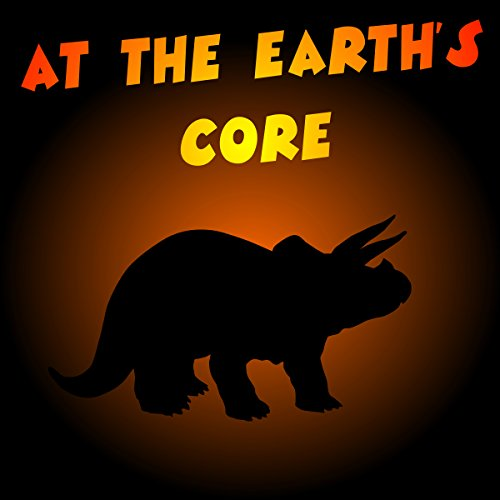 『At the Earth's Core』のカバーアート