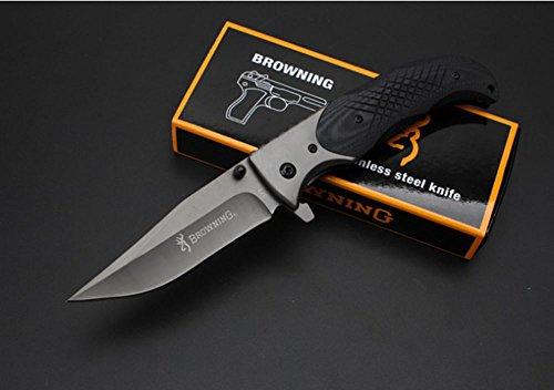 FARDEER KNIFE Cuchillo plegable excelente acero D2 377 Marca: FARDEER