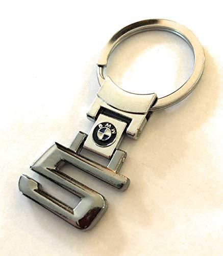 Metall Schlüsselanhänger Schlüsselring Zubehör Schlüssel 5er Serie E39 E60 E61 F10 F11 G30 G31