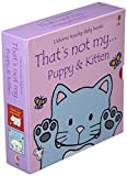 That's not my Puppy and Kitten - Usborne (Board book)