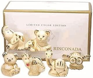 Artesania Rinconada - White on White (6 Piece Set) - Limited Edition