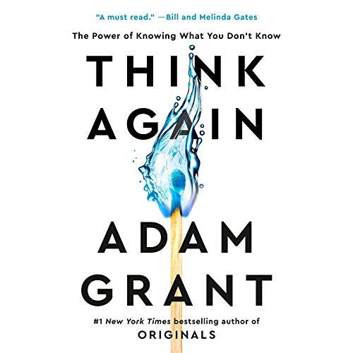 Think Again cover art