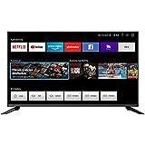 """Smart TV, PTV40G60SNBL, 40"""" Polegadas, Tela LED, Conexão Wi-Fi, Entradas HDMI e USB, Processador Quad Core, Philco"""