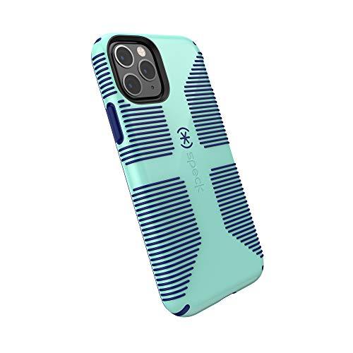 Speck CandyShell Grip iPhone 11 Pro Case, Cool Blue/Cadet Blue
