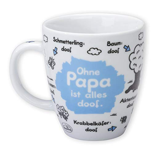 "Sheepworld 42621 Tasse ""Papa\"""