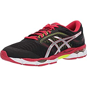 ASICS Men's Gel-Ziruss 3 Running Shoes, 11, Black/Speed RED