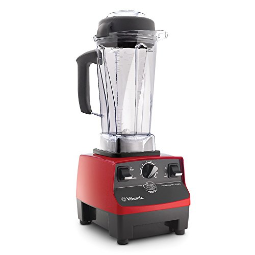 Vitamix TNC 5200 (Total Nutrition Center) Rot