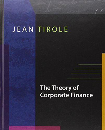 the-theory-of-corporate-finance