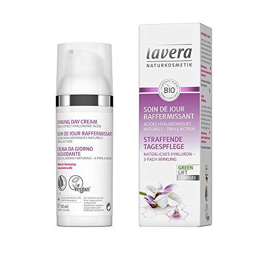 Cuidado de día Reafirmante Aceite Orgánico de Karanja Lavera 50 ml de crema