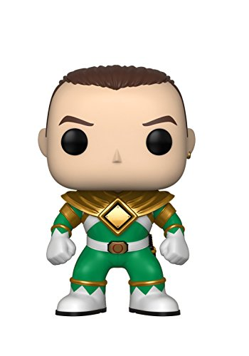 Funko 32805 POP Vinyl: Power Rangers: Green Ranger (No Helmet)