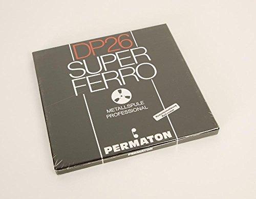 Permaton DP 26 Metall Tonbandspule
