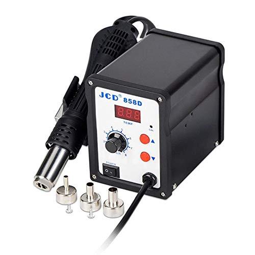 BianchiPamela BK-858D SMD Brushless Heat Gun Hot Air Rework Soldering Station 700W 220V