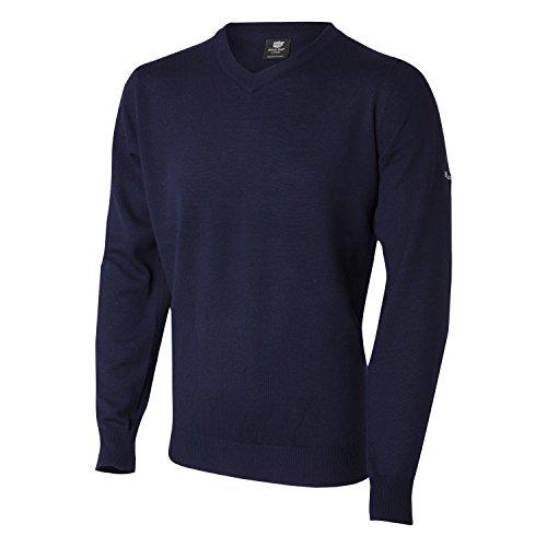 WILSON - Golf-Pullover & -Sweatshirts für Herren in Dunkelblau (Evening Blue), Größe M
