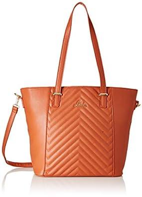 Lavie Frisch Women's Tote Bag (B Orange) (Numbers 1)