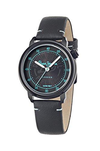 Pepe Jeans Reloj analógico para Mujer de Cuarzo con Correa en Piel R2351117503