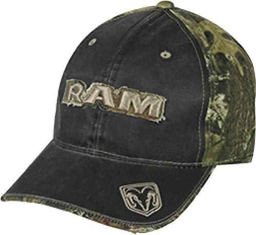 Ram Verwitterte Kappe Camo
