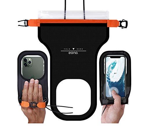 Eono by Amazon – Universale wasserdichte Handy-Tasche für iPhone, Sumsang, Huawei...