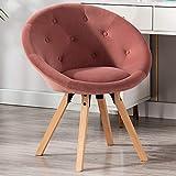 Duhome Modern Velvet Upholstered Desk Chair Accent Chair Makeup Chair...