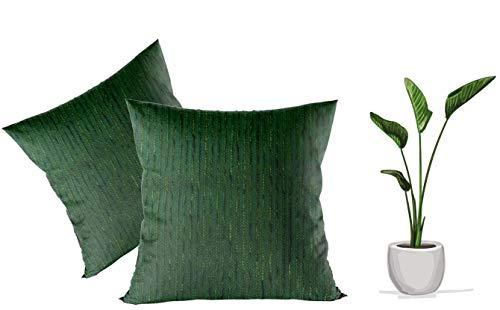 Dabuty Online, S.L. Fundas de cojín (2 Unidades), diseño de Chenilla,...