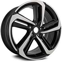 19 inch Wheel Rim 2018 ACCORD SPORT STYLE Replacement Alloy compatible with Honda Accord Sport 2018-2019 64127