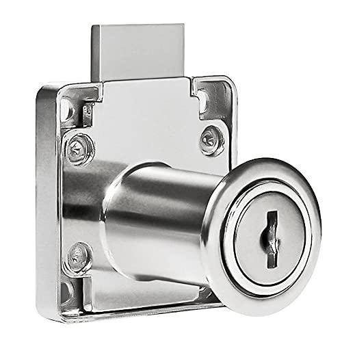 Cajón de seguridad Armario Armario Armario Armario Cilindro Clave Lock Clave Clave Muebles Oficina Buzón Clave Lock-_32mm