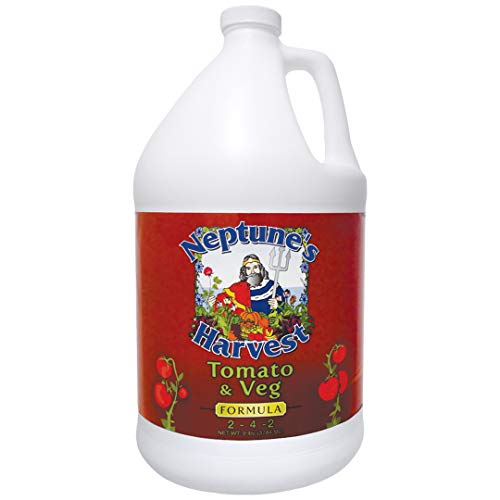 Tomato and Veg Fertilizer by Neptune's Harvest