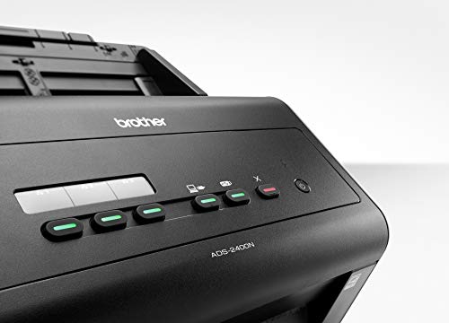 Brother ADS-2400N (Dokumentenscanner mit LAN) schwarz