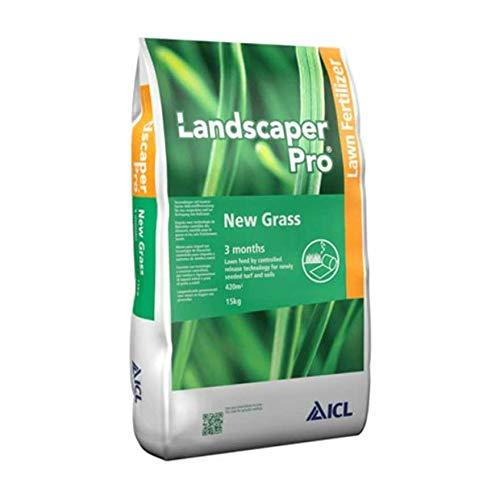 Landscaper Pro New Grass 16-24-12 concime per prato 5 kg