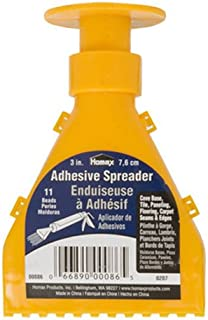 Best adhesive spreader nozzle Reviews