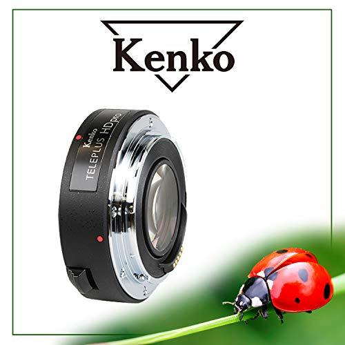 Kenko Teleplus HD pro 1.4X DGX Tele-Konverter für Canon EF Bajonett und Objektive
