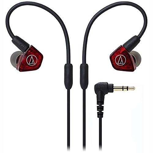 audio-technicaイヤホンカナル型バランスドアーマチュア型ATH-LS200