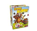 Noris 606061476 - Hoppy Bobby - Der lustige Pop Up Aktion Spiele-Klassiker für Die ganze Familie - Spielzeug ab 3 Jahren