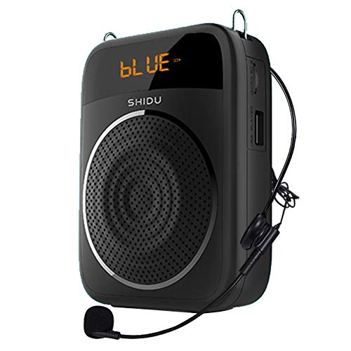 Bluetooth Speakers Waterproof Shower Music Player Portable Wireless Speaker with Built-in Mic...