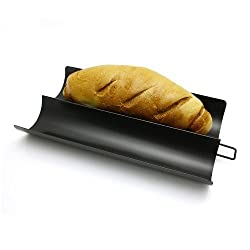 "Nonstick French Bread/Baguette Pan - 16 x 8 Inch. <a href=""https://www.amazon.com/gp/product/B002UAV0RA/ref=as_li_qf_asin_il_tl?ie=UTF8&amp;tag=ris15-20&amp;creative=9325&amp;linkCode=as2&amp;creativeASIN=B002UAV0RA&amp;linkId=ca8e96f56e9d46f3541d2aa7db6f449c"" target=""_blank"" rel=""nofollow noopener noreferrer""><span style=""text-decoration: underline; color: #0000ff;""><strong>Buy it on Amazon.</strong></span></a>"