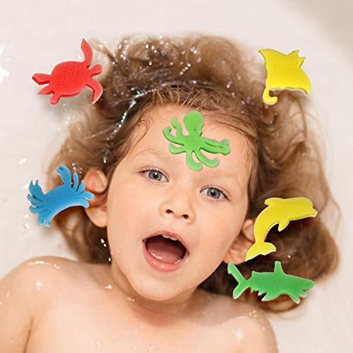 XXTOYS バスボール 入浴剤 お風呂 おもちゃ 水族館 バスボムセット アクアフレンズ 炭酸 香り爆弾 海洋動物 海洋生物お風呂用 お風呂たまご 肌に良い 6個セット 子供 誕生日 プレゼント ギフト