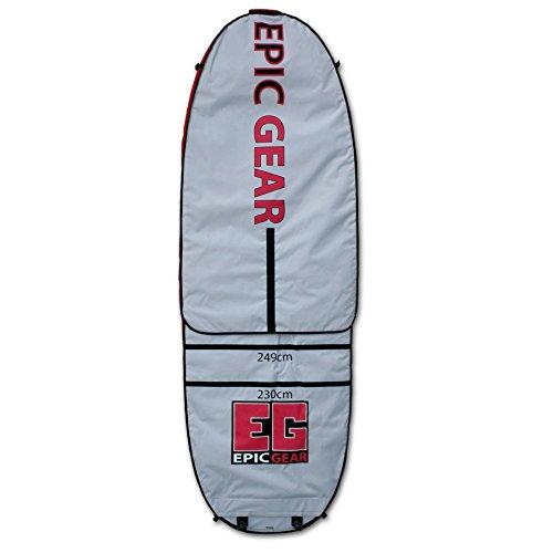 "Epic Gear Adjustable Day Wall Bag 7'6""-8'10"" x 1'9"" (230-270 x 55 cm) SUP Bag, SUP Board Bag, Board Bag"