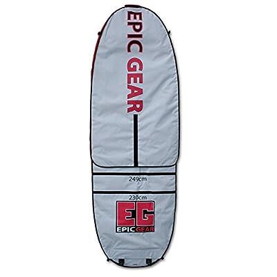 "Epic Gear Adjustable Day Wall Bag 10'9""-12'5"" x 2'5"" (330-380 x 75 cm) SUP Bag, SUP Board Bag, Board Bag"