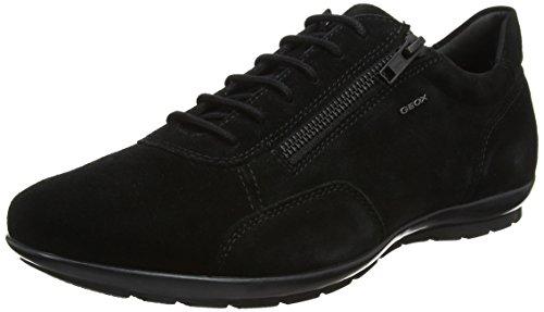 Geox Uomo Symbol A, Zapatos de Cordones Oxford para Hombre