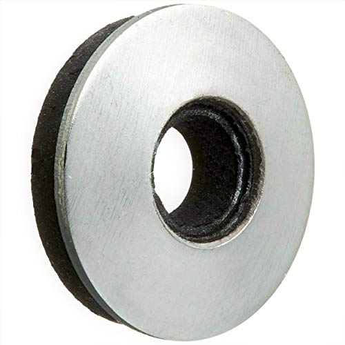 SNUG Fasteners (SNG640) 100 Qty 1/4' Stainless Steel EPDM Bonded Sealing Neoprene Rubber Washers #14