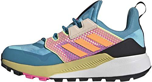 adidas Terrex Trailmaker W, Zapatillas de Senderismo Mujer, CELBRU/NARBRU/ROSCHI, 40 EU