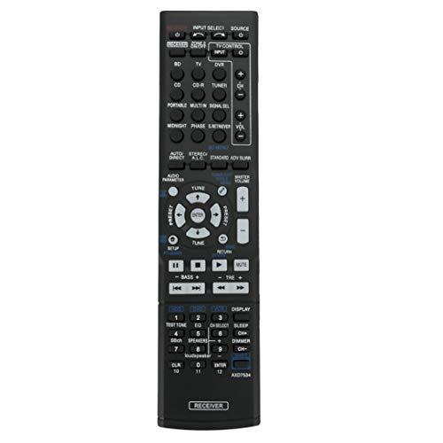 AIDITIYMI AXD7534 Remote Control Replace for Pioneer AV Receiver VSX-519V-K VSX-519V-S VSX-519V