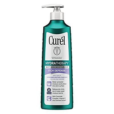 CurÃl Hydra Therapy Itch