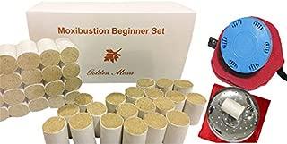 Golden Moxa Moxibustion Beginner Set